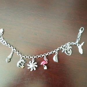 Brighton jewelry State charm bracelet - FLORIDA!